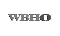 WBHO Logo grey